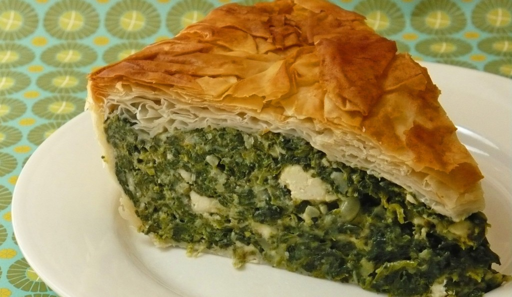 Spinach Pie for Web