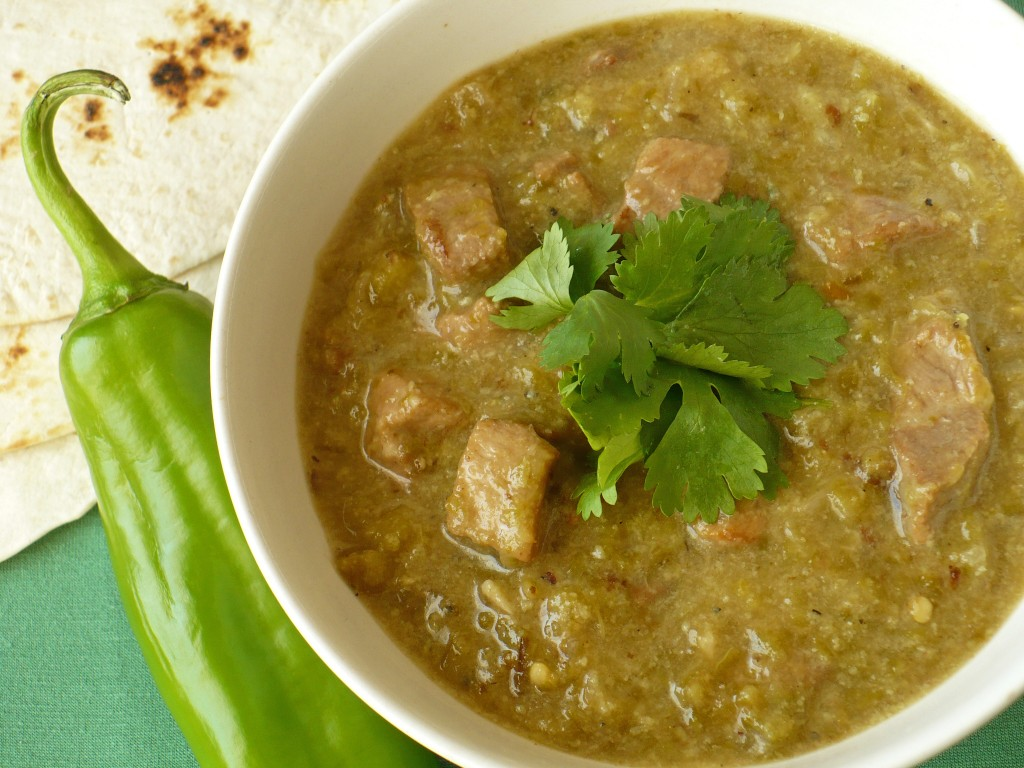 Green Chile And Tomatillo Pork Stew Recipes — Dishmaps