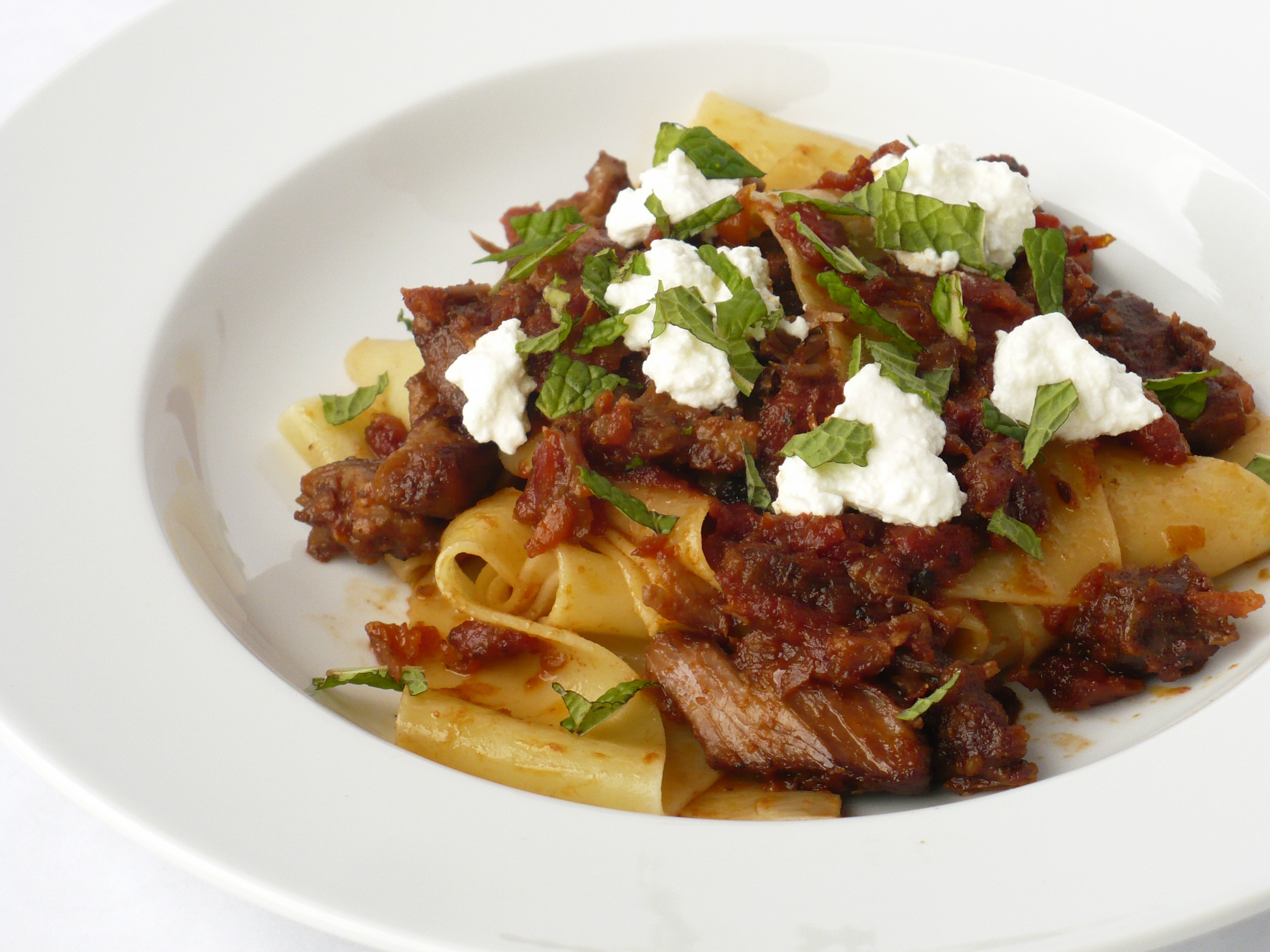 bolognese parpadelle with lamb bolognese pappardelle with lamb well ...