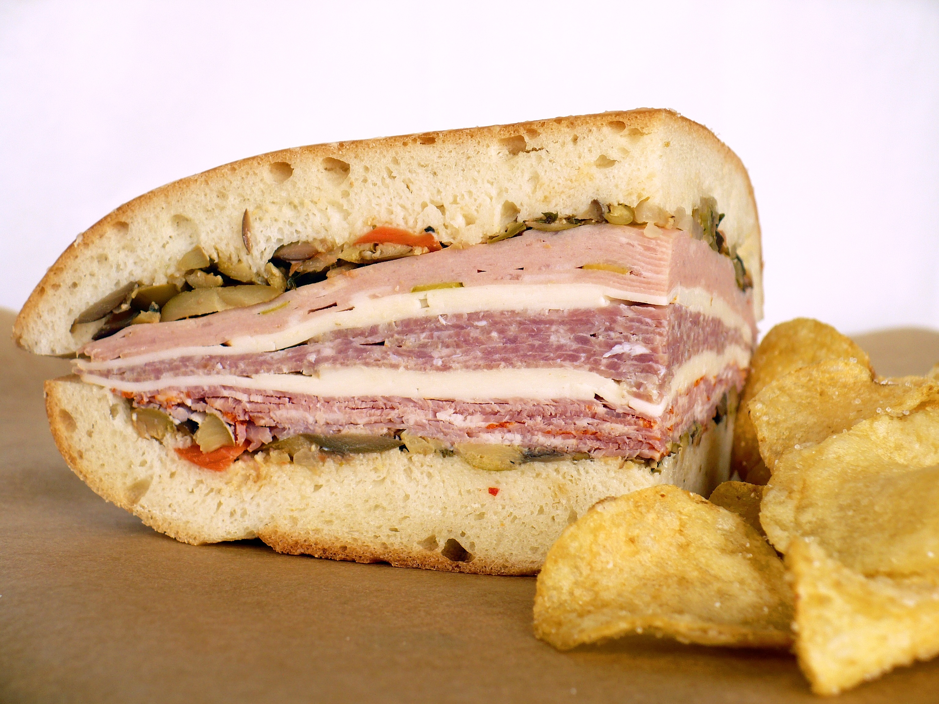 MUFFULETTA | Food.People.Want