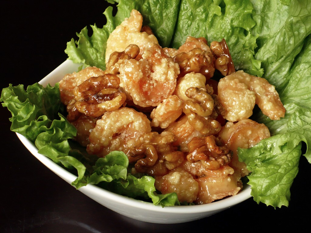 HONEY WALNUT SHRIMP | Food.People.Want