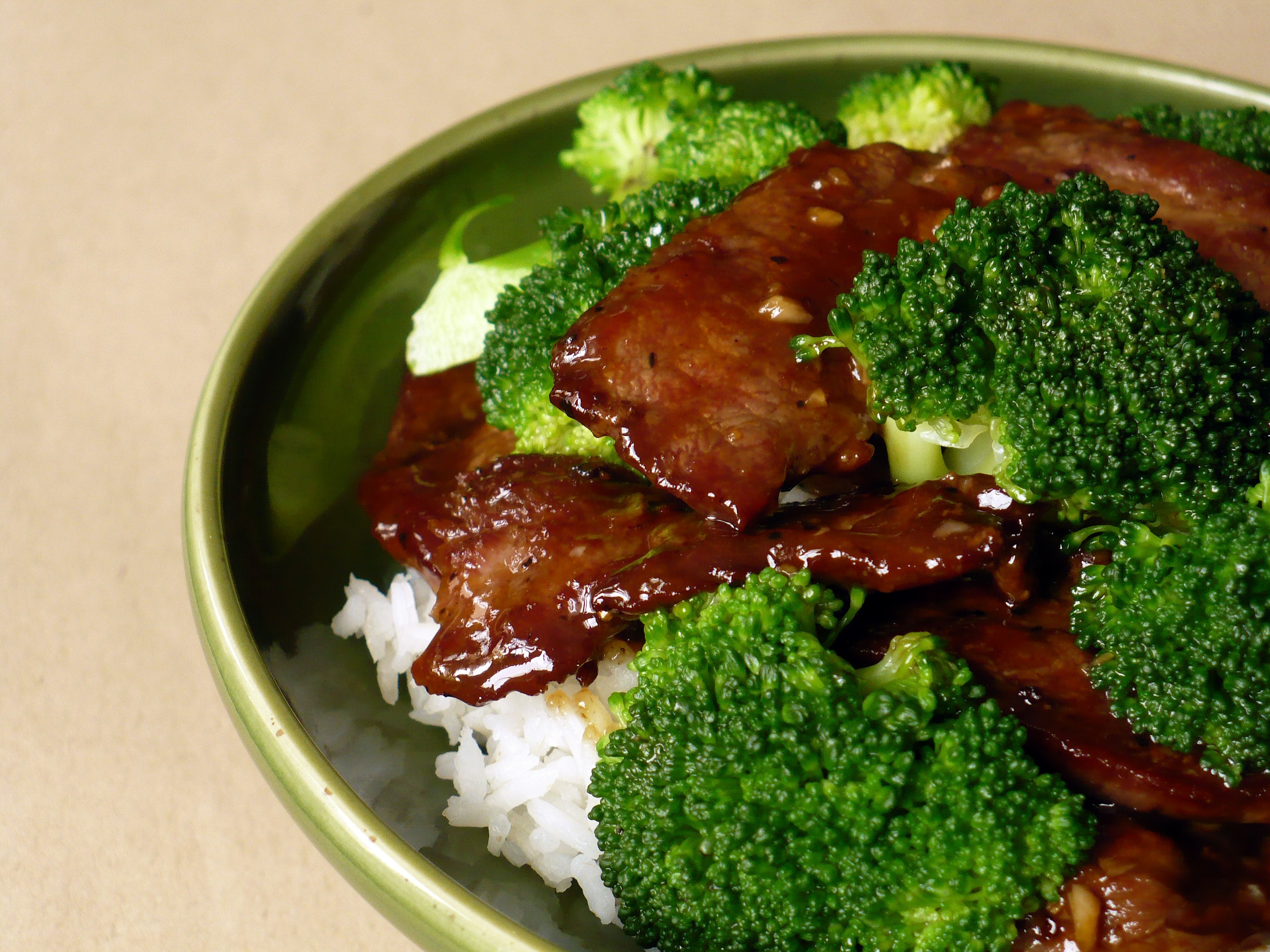 BROCCOLI BEEF | Food.People.Want