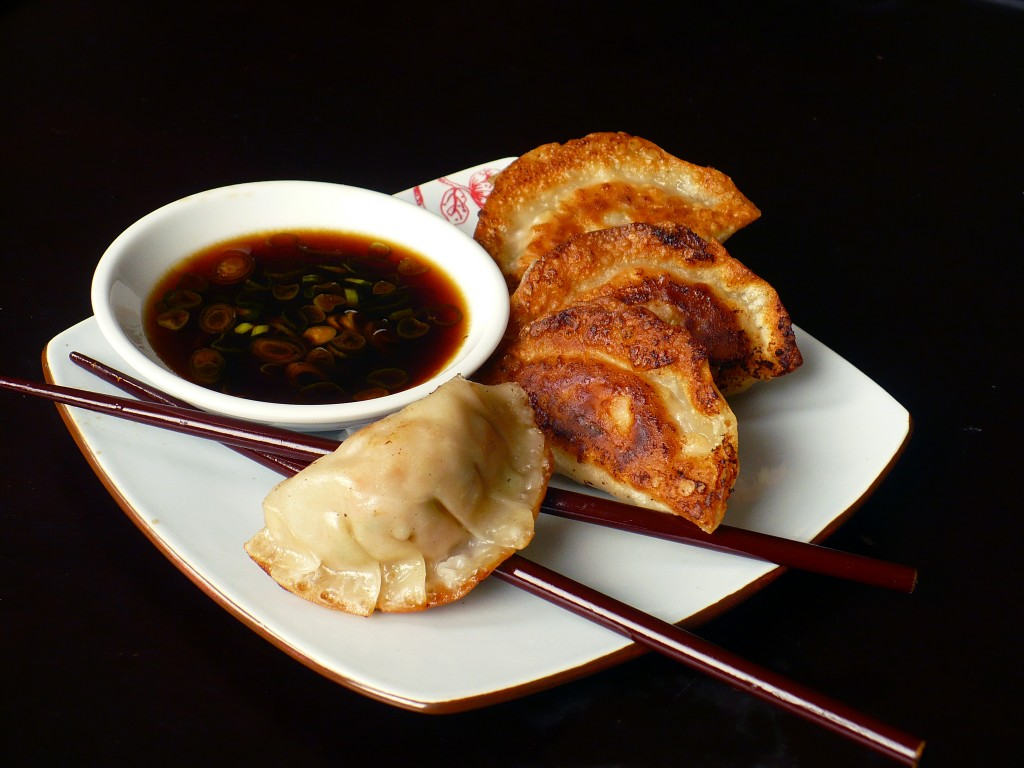 POT STICKERS | Food.People.Want