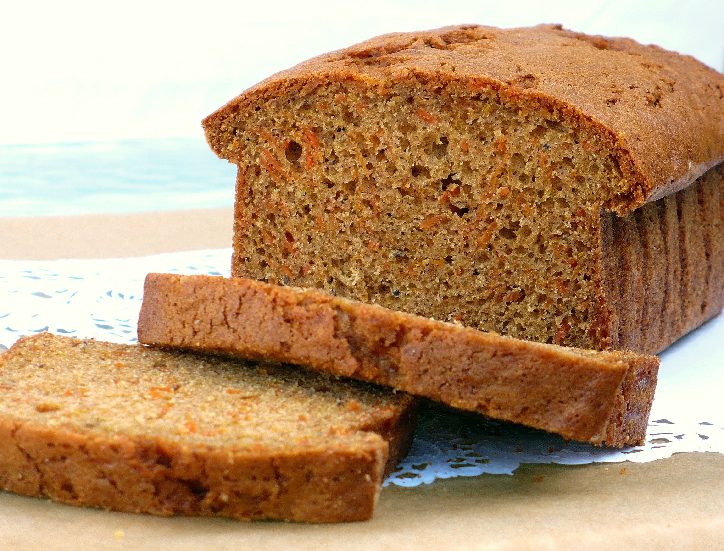 What the hell is this guys problem? Spiced-Brown-Sugar-Carrot-Bread1