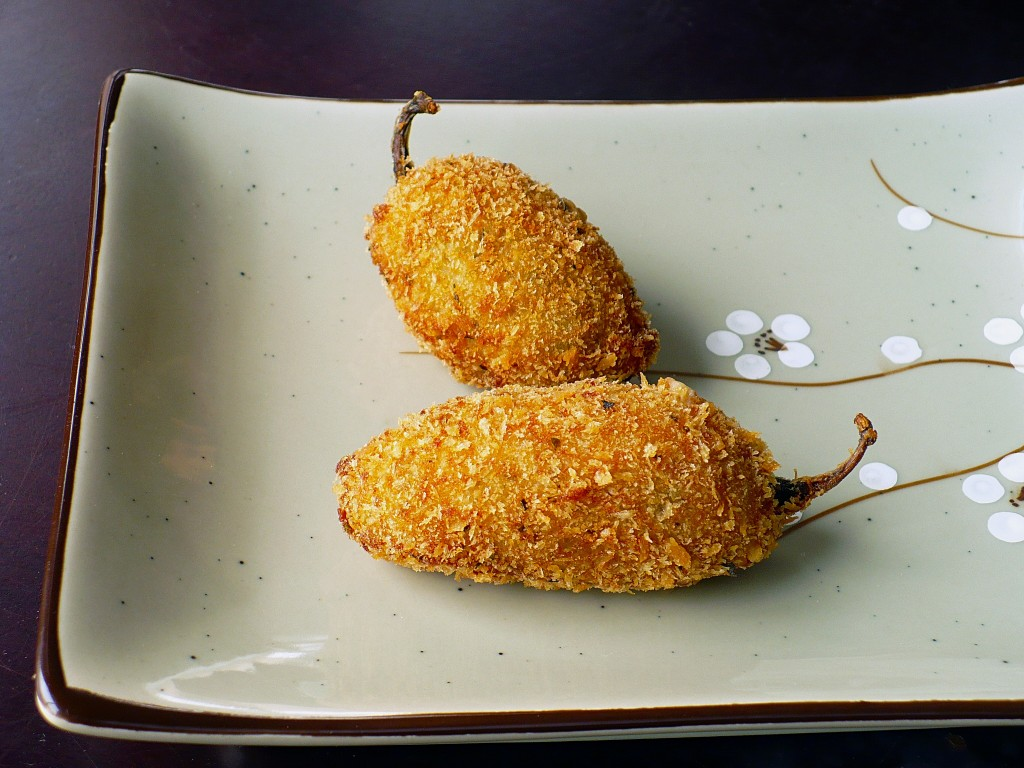 Summer Fun: Jalapeno Poppers