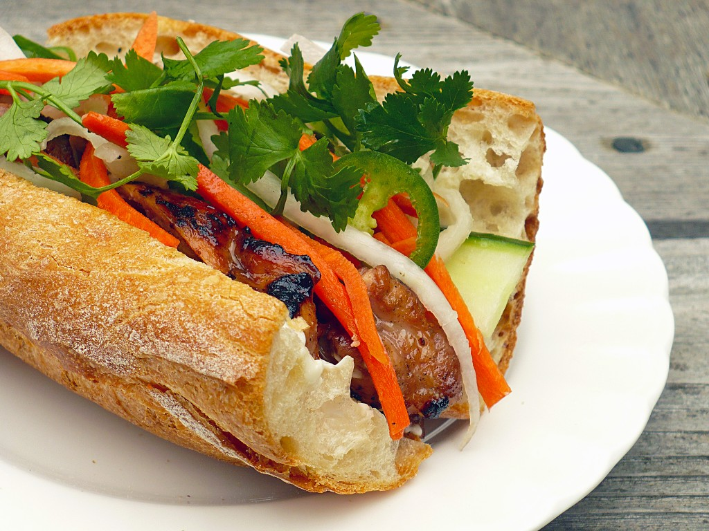BANH MI SANDWICH | Food.People.Want